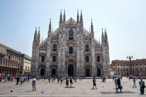 Katedrála Duomo - Miláno