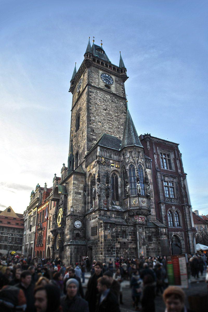 Česko, Praha, Staromestský orloj