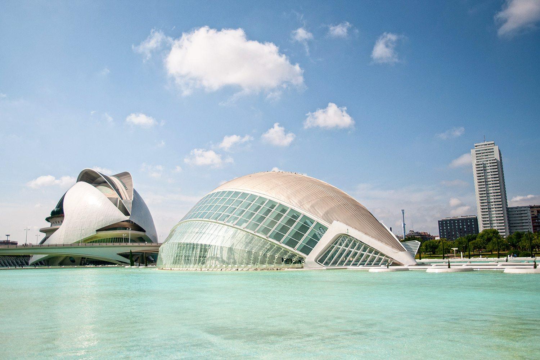 Valencia - mesto umenia a vedy