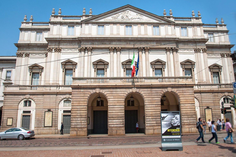 Teatro alla Scala - Miláno