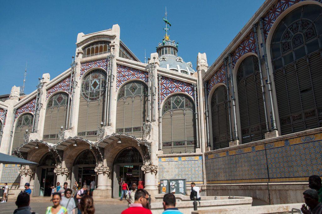 Valencia - mestský trh