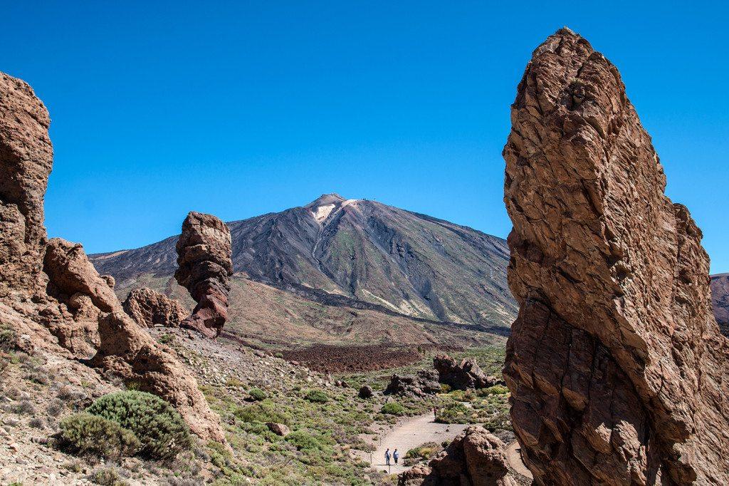 Výhľad na Pico de Teide