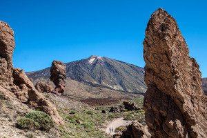 Tenerife - Kanárske ostrovy