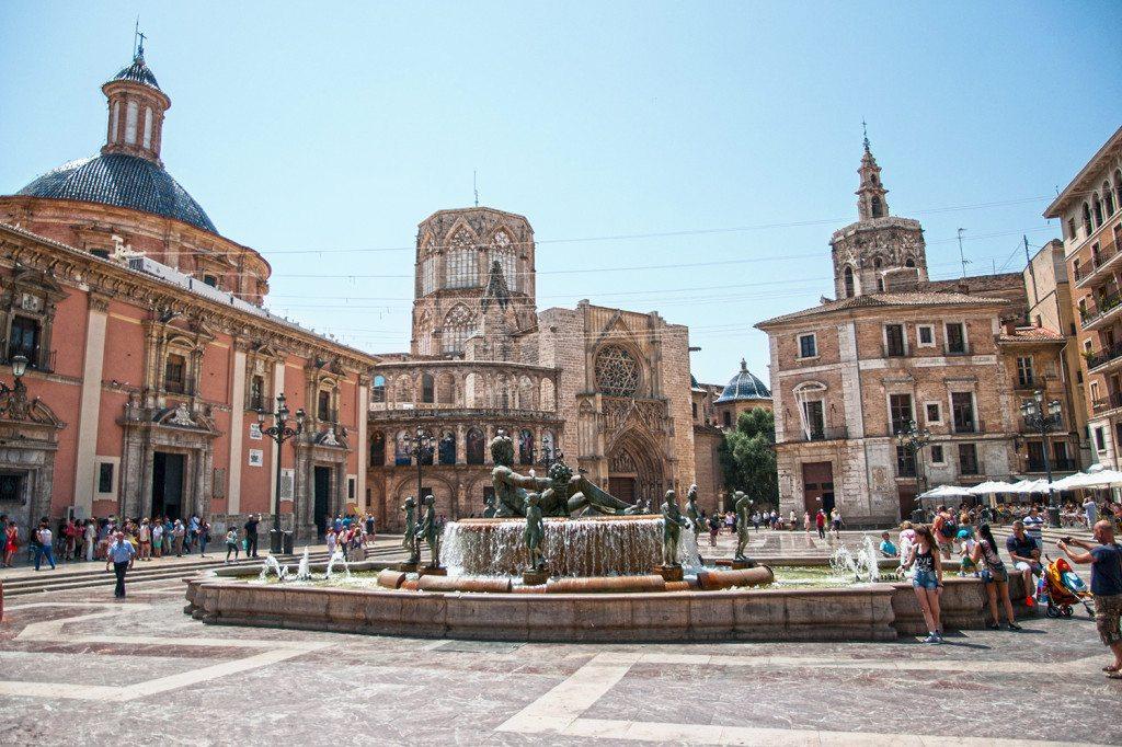 Valencia - katedrála