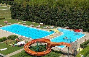 rakúske kúpalisko Prellenkirchen