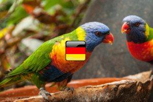 farby po nemecky