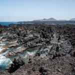 Oblasť pri El Golfo - Lanzarote