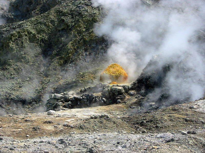 Supervulkán Campi Flegrei, Neapol