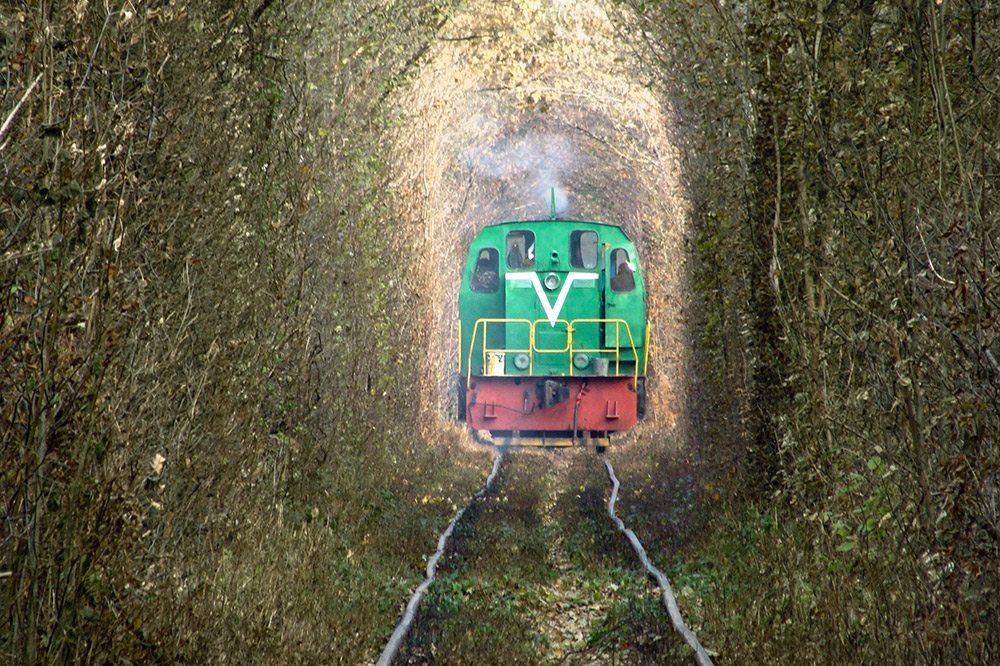 Najzaujímavejšie železnice - Ukrajina