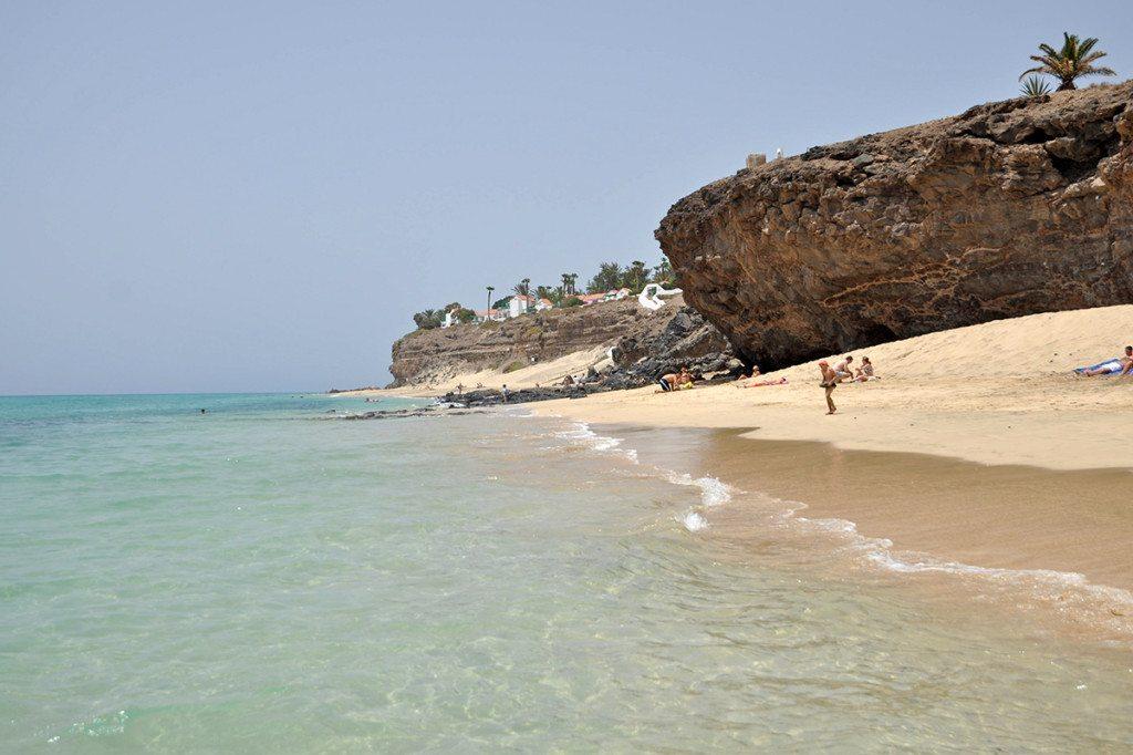 Pláže Costa Calma, Fuerteventura