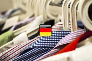Oblečenie po nemecky - Die Kleidung