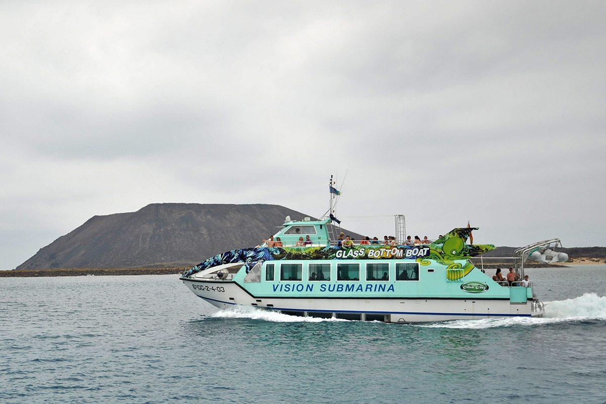 výlet na ostrov uškatcov