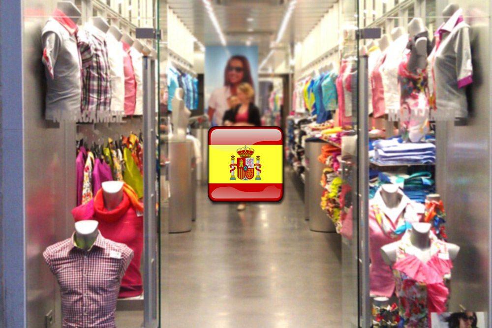 oblečenie po španielsky
