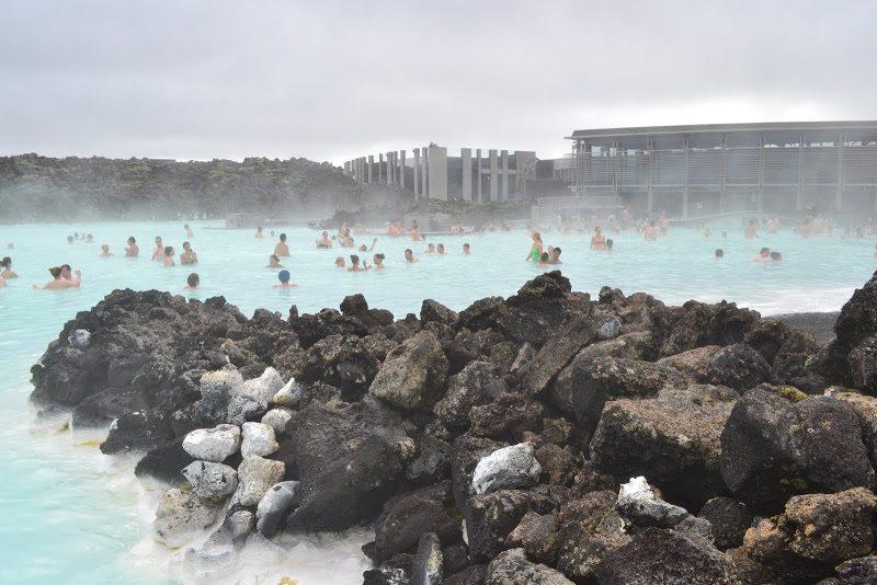 Island - kúpalisko Blue Lagoon