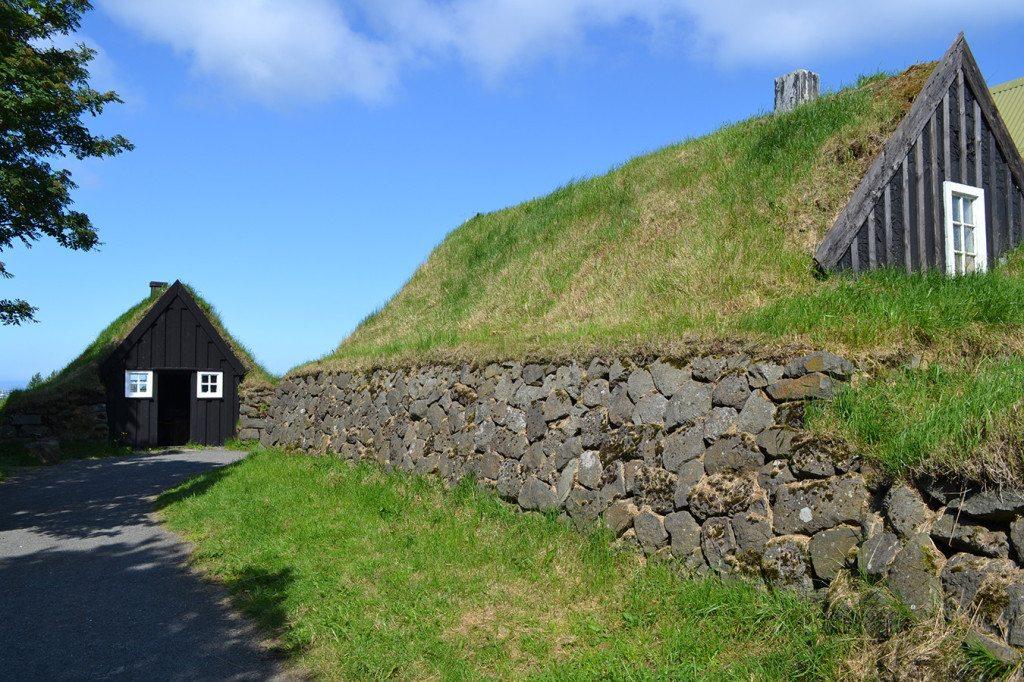 Island Reykjavik Arbaejarsafn