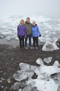 Jokursalron, ľadovec na Islande