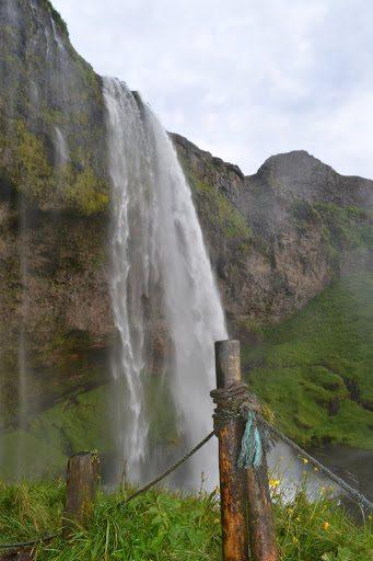 Seljalandsfoss - vodopády