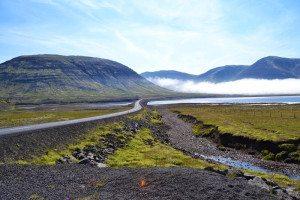 Doprava - cesta na Islande