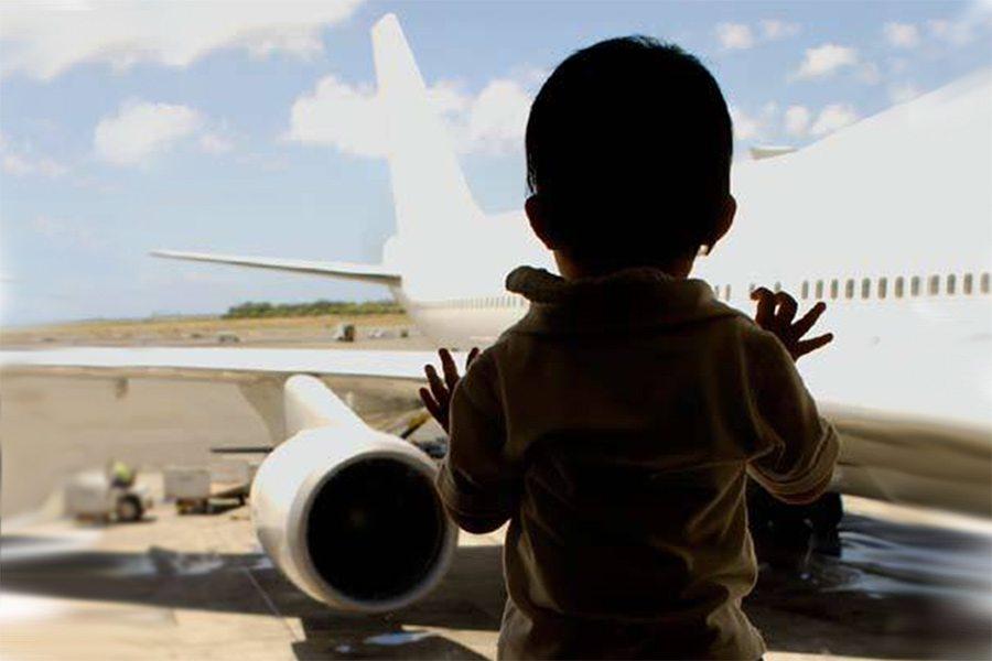 cestovanie s detmi