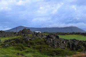 Island sopka