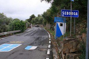 Colnica v Seborge