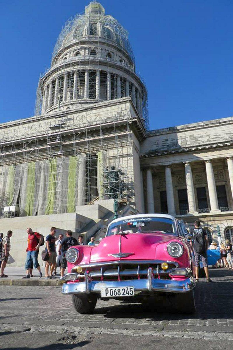 Kuba - Capitolio Old Havana