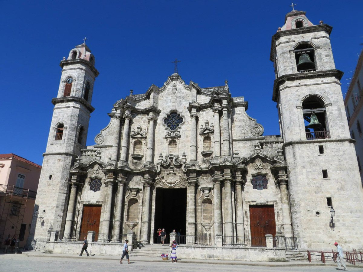 Kuba, Catedrala de San Cristóbal de la Habana