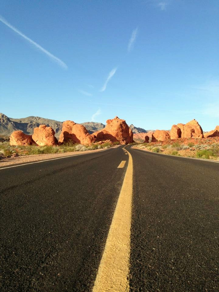 Roadtrip tips Nevada - Valley of Fire