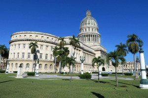 Capitolio nacional Kuba, Havana