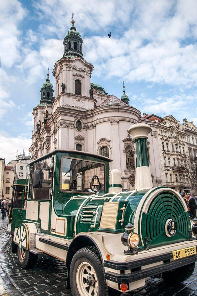 Chram sv. Mikuláša Praha
