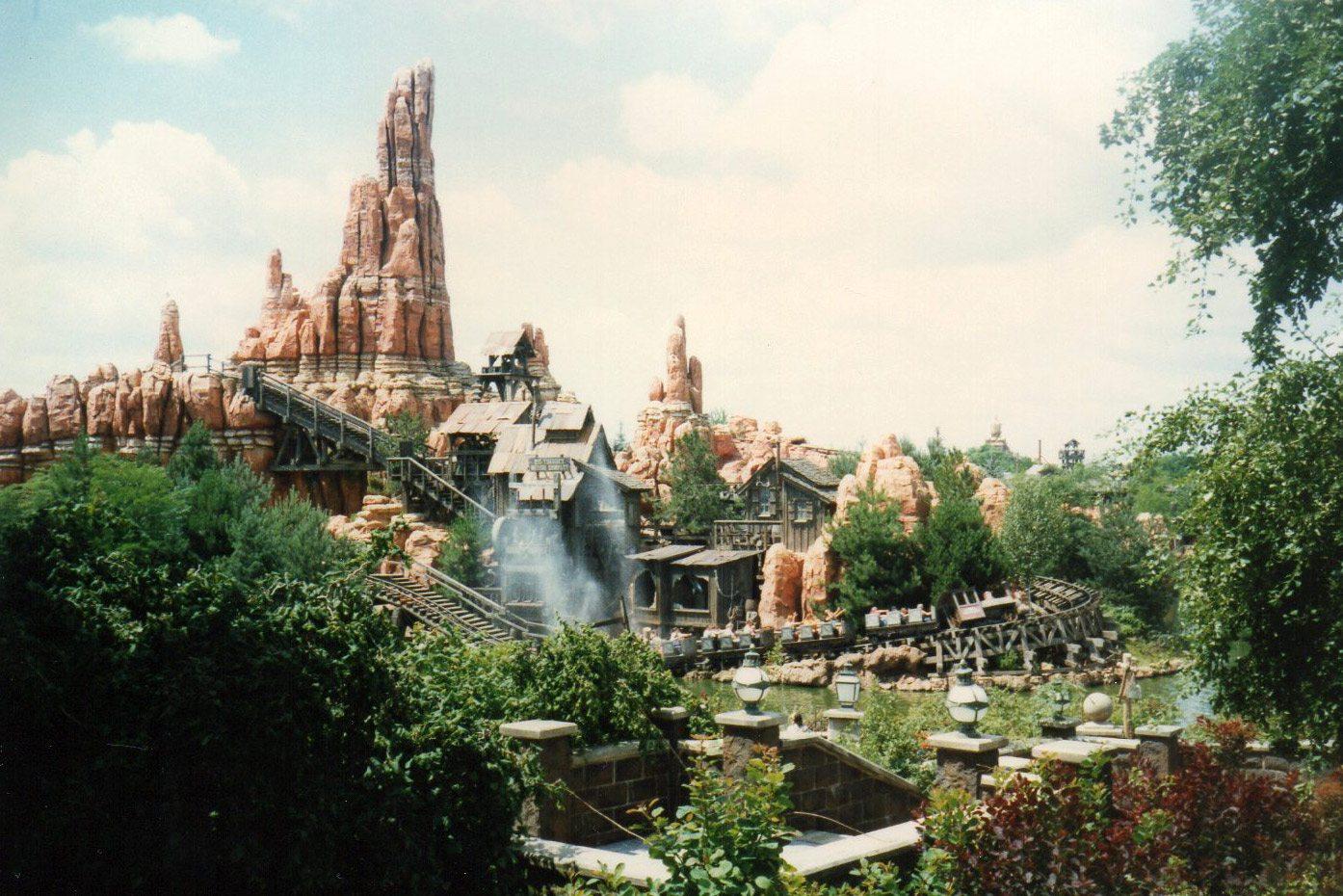 Disneyland - najlepšie zábavné parky v Európe