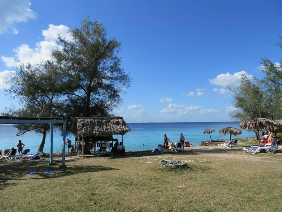 Karibik, zátoka svíň - Kuba