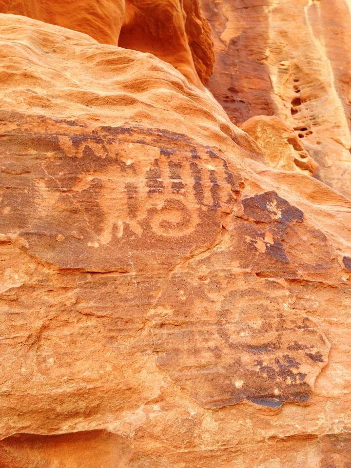 petroglyphs Valley of Fire