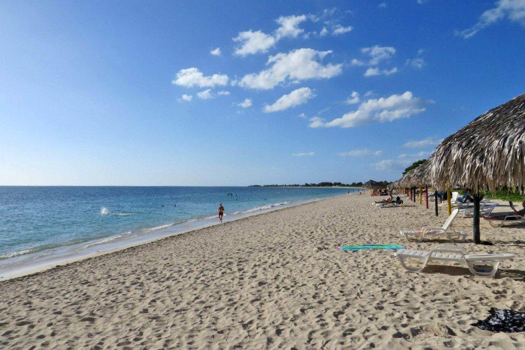 Kuba - Playa Ancón