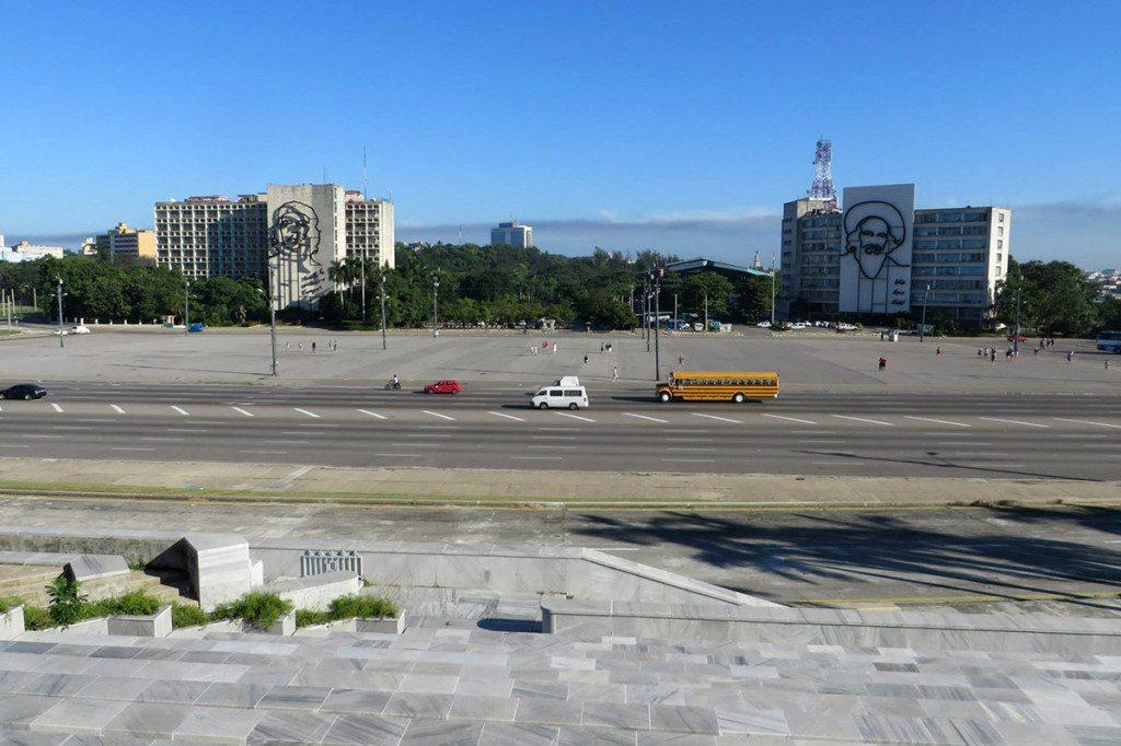 Kuba - plaza de la revolucion, Havana