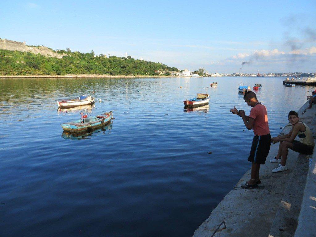 kubánski rybári