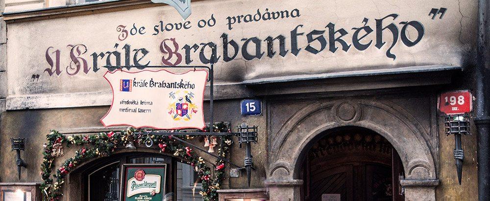 Stredoveká krčma Praha