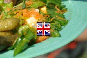 zelenina po anglicky - angličtina pre samoukov
