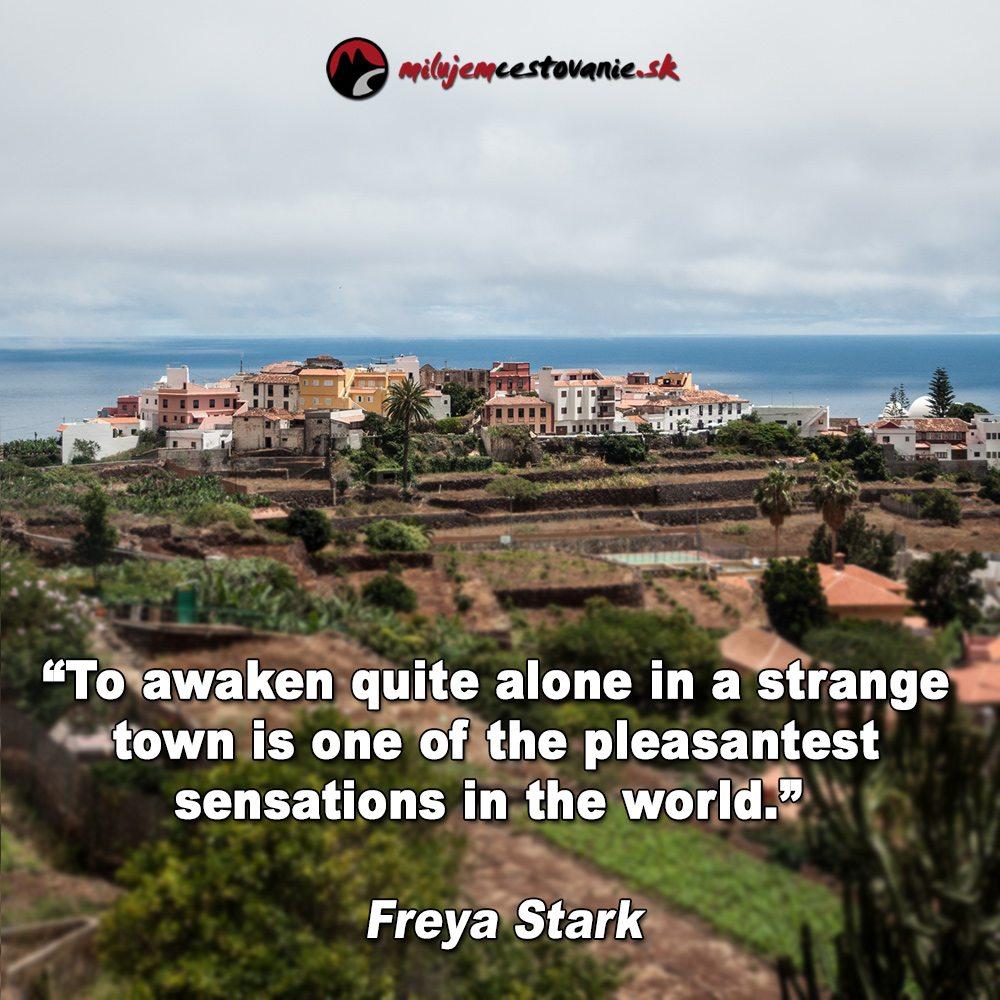 Cestovanie - citáty a výroky