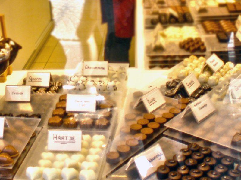 belgicko a cokolada
