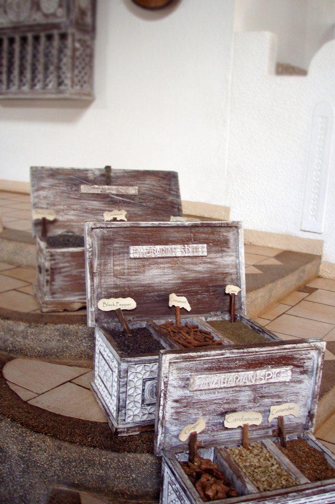 korenie Zanzibar