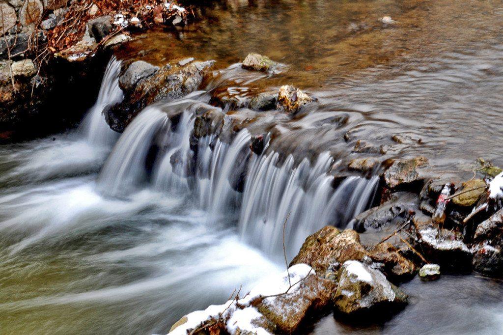 potok teplá - Sklené Teplice