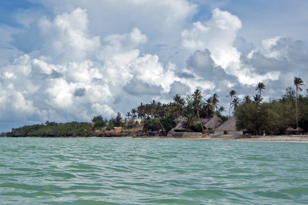 Zanzibar priliv