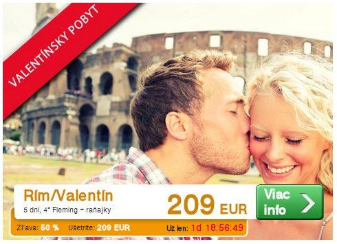 Rím na Valentína