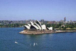 Austrália , Sydney - Opera House
