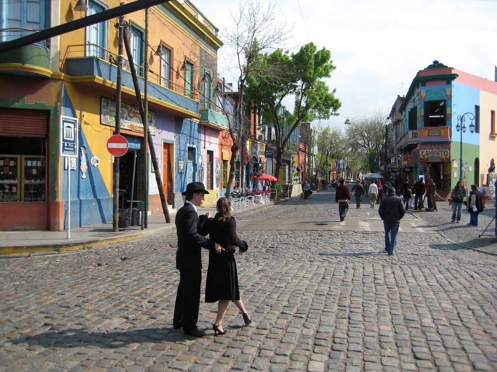 Caminito - Buenos Aires, Argentína