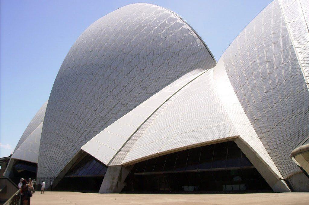 Opera House - Sydney, Austrália
