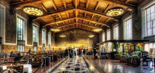 najkrajšie železničné stanice