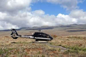 Helicopter tour Hawaii