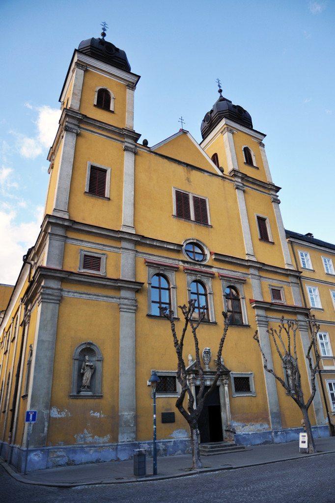 Kostol sv. Františka - Trenčín